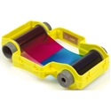 Picture of Alto 4-color ribbon/dye film (YMCKO) - 100 print. Magicard PCF6/PF2