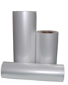 Picture of 125 micron 320mm x 200m, 2 1/4' core blank/clear/gloss laminating roll