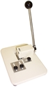 Picture of Medium Manual Table Top Slot Punch W/adjustable Guides