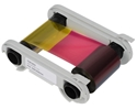 Picture of Evolis zenius 4-color ribbon/dye film (YMCKO). Evolis R5F002EAA